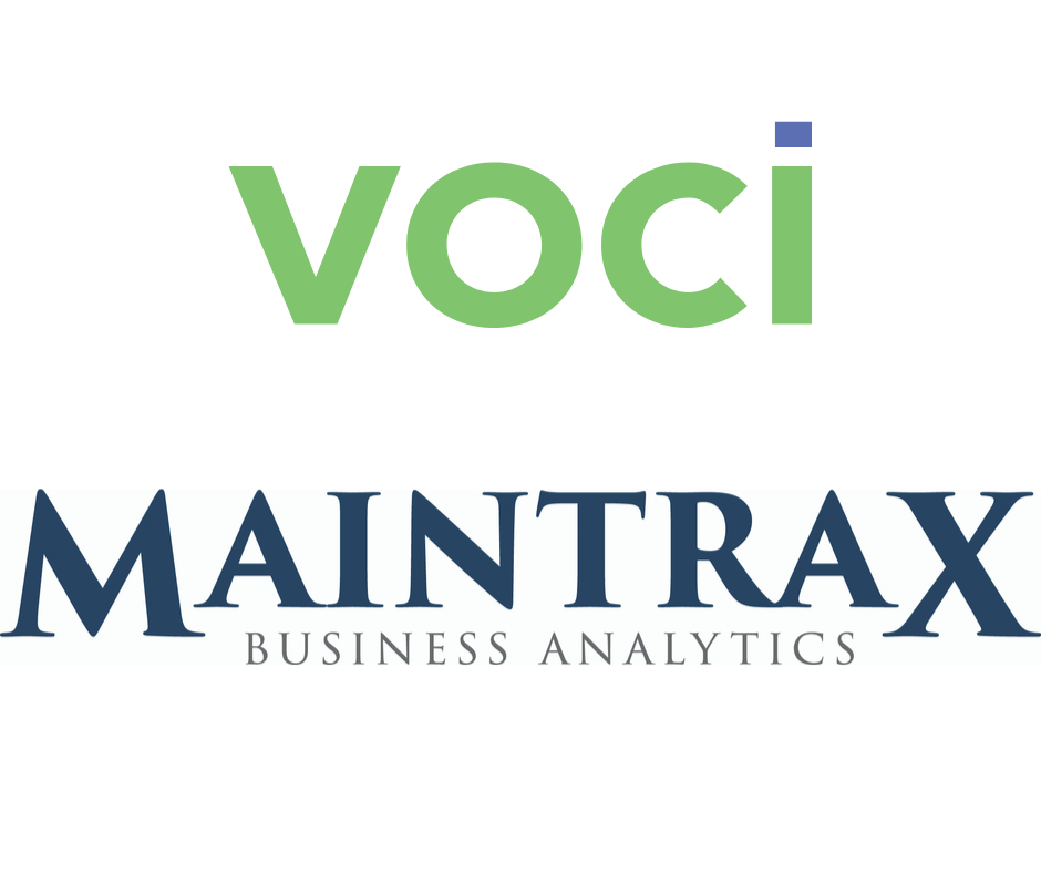 Voci Technologies MainTrax Partnership